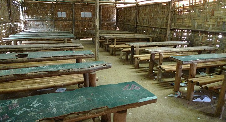 $10,000 can turn a crumbling classroom into a safe space to learn