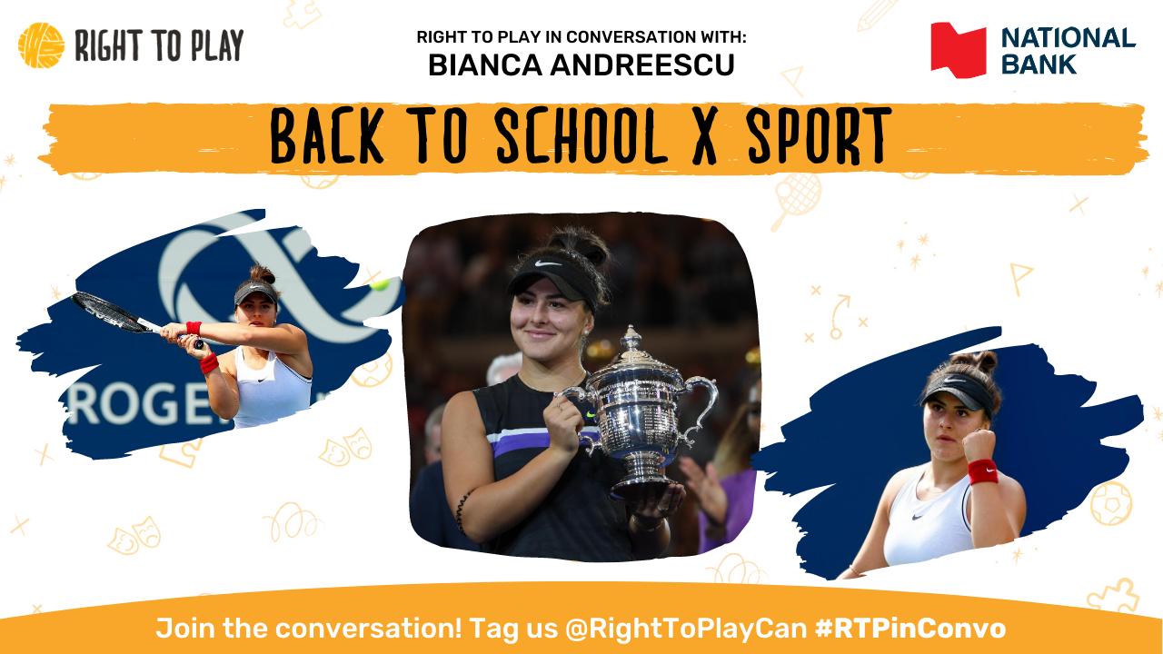 RTP in Convo: Bianca Andreescu