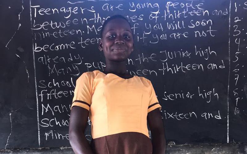 Antonia - Ghana Story - Image 2 - Web
