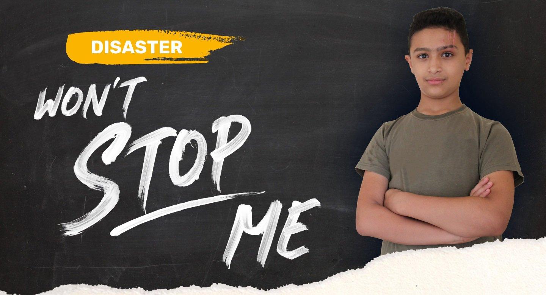 Daniyal - Disaster Won't Stop Me - Image 1 - Web Banner.jpg