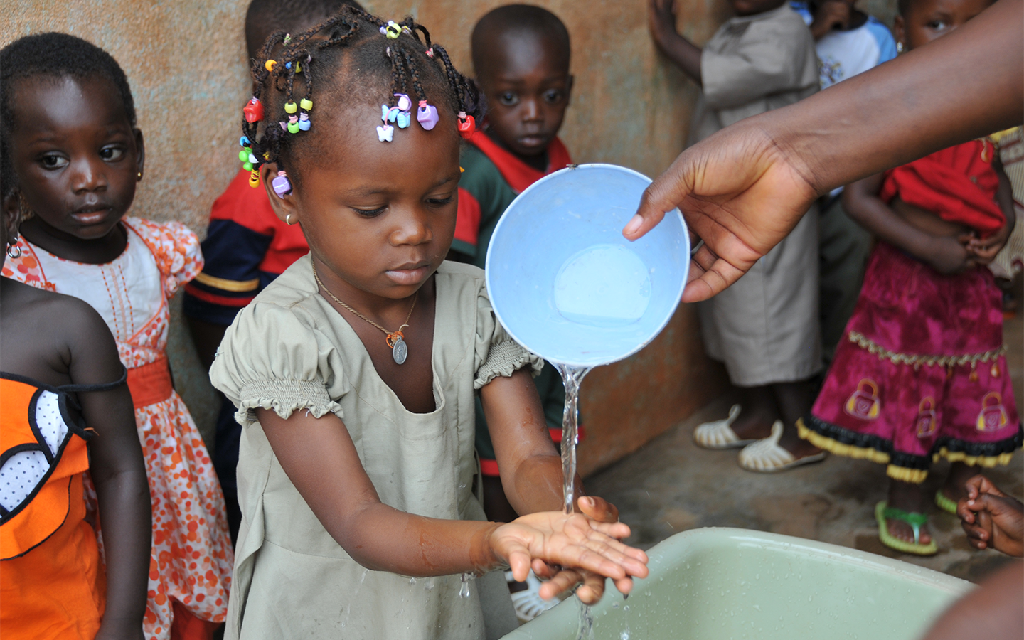 Handwashing - Hero Image 1