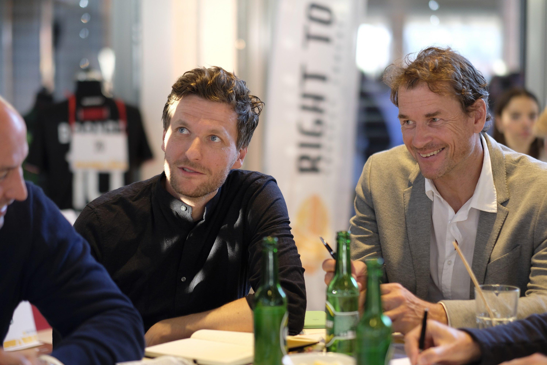 Benny Lauth und Jens Lehmann Sport Quiz