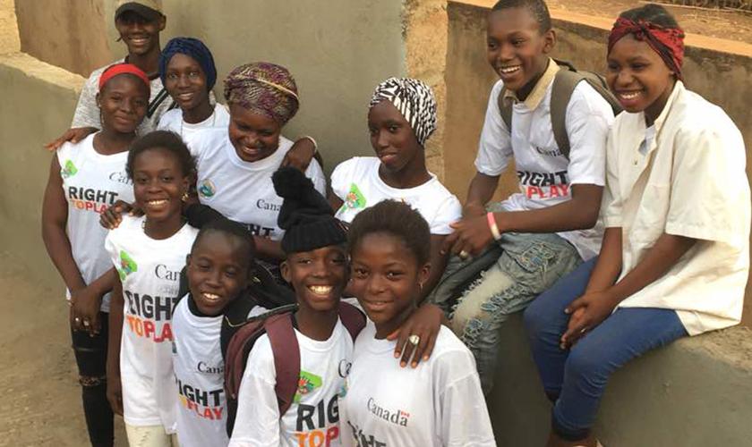 Child Uprisers in Mali