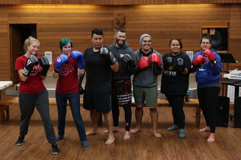 Courage is Real Through Martial Arts in Saik'uz, BC