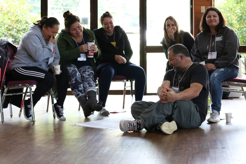 Youth Bring Families Together in Prince George, BC