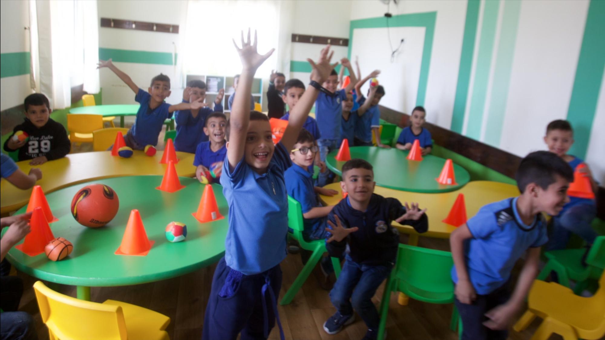 Palestine Classroom hero image