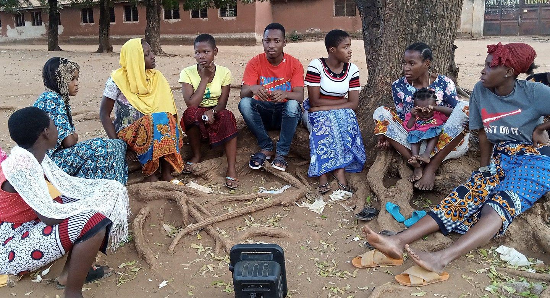 Tanzania Radio Drama Spotlight - Image 1 - Web Hero.jpg
