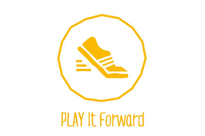 Zelf een actie opzetten met jouw bedrijf voor Right To Play? Dat kan. PLAY it forward!